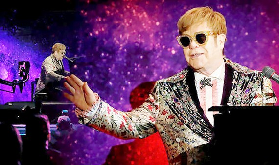 Tour diễn cuối cùng của Elton John
