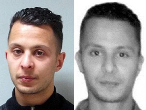 Abdeslam là nghi phạm cuối cùng còn sống trong vụ tấn công đẫm máu ở Paris tháng 11-2015. Ảnh: Enterprise News and Pictures