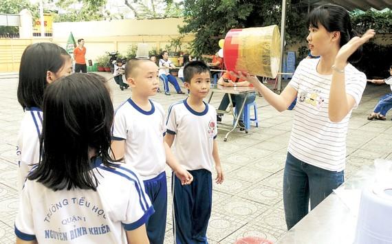 Trường phổ thông chỉ tổ chức các hoạt động đào tạo kỹ năng sống,  vui chơi, trải nghiệm cho học sinh trong dịp hè