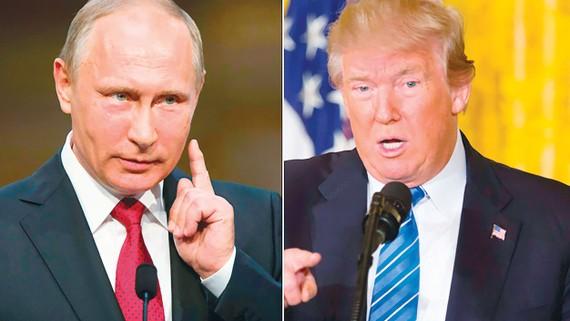 Cuộc gặp thượng đỉnh D.Trump - V.Putin được Nga hy vọng là bước đầu hướng tới bình thường hóa quan hệ 2 nước