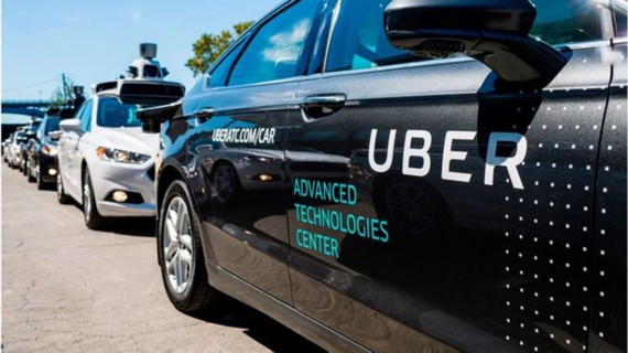 Toyota có kế hoạch đầu tư vào Uber