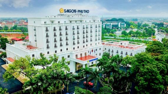 Khách sạn Sài Gòn – Phú Thọ sẽ mở cửa đầu tháng 9-2018