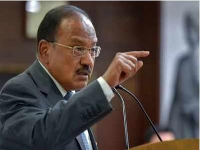 Cố vấn an ninh quốc gia Ấn Độ Ajit Doval. Ảnh: INDIATIMES.COM