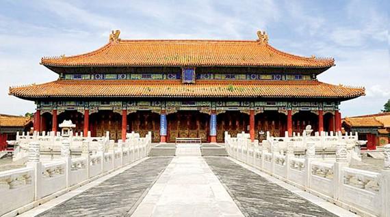 Bảo tàng Cung điện ở Bắc Kinh, hay còn gọi là Tử Cấm Thành