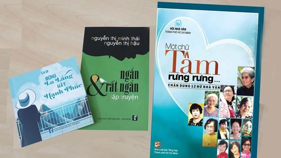 Chùm sách về phụ nữ nhân ngày 20-10