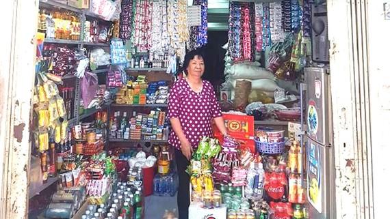 Cửa hàng gạo Nhân Ái