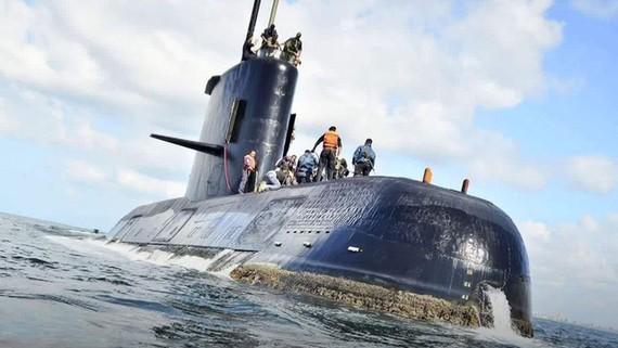 Tàu ngầm ARA San Juan