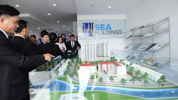 SeaHoldings chọn Phước Thành làm tổng thầu Fresca Riverside