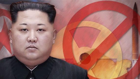Nhà lãnh đạo Kim Jong-un tuyên bố khi việc trang bị vũ khí hạt nhân đã được thực hiện, Bình Nhưỡng không cần phải tiến hành thêm bất kỳ vụ thử hạt nhân hoặc phóng thử tên lửa tầm trung, tầm xa cũng như tên lửa đạn đạo nào khác. Ảnh: Yonhap News