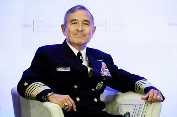 Đô đốc Harry Harris được đề cử làm Đại sứ mới tại Hàn Quốc. Ảnh: REUTERS
