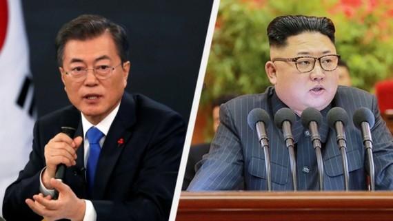 Lãnh đạo Triều Tiên Kim Jong-un và Tổng thống Hàn Quốc Moon Jae-in sẽ bắt đầu vào lúc 9 giờ 30 sáng ngày 27-4 (theo giờ địa phương).
