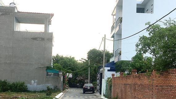 Khu dân cư mới 1A phường Phú Hữu (quận 9, TPHCM) có hạ tầng xây dựng hoàn chỉnh