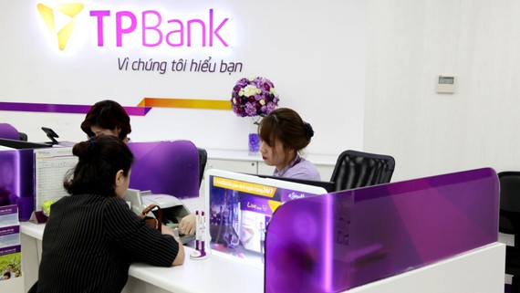6 tháng đầu năm 2018, TPBank báo lãi hơn 1.000 tỷ đồng