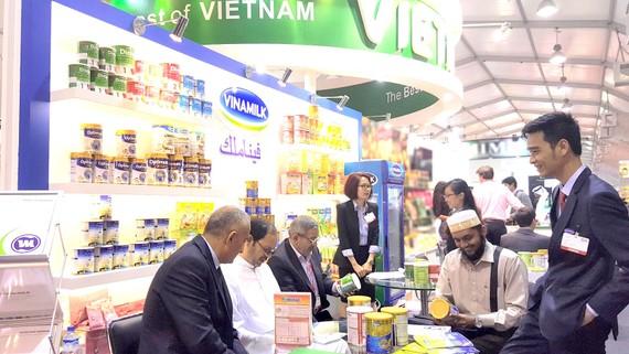 Vinamilk giới thiệu tại thị trường Dubai
