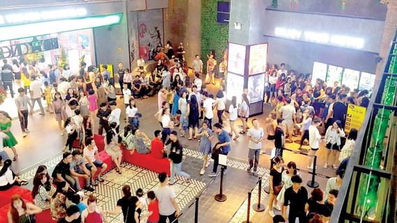 Cụm rạp BHD Huế là địa chỉ vui chơi, giải trí hút khách