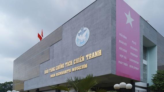 Bảo tàng Chứng tích chiến tranh vào tốp 10 bảo tàng tốt nhất thế giới