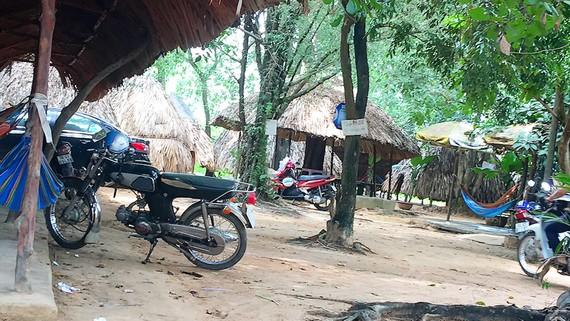 Cà phê chòi kinh doanh thiếu lành mạnh, hoạt động ngay trong khuôn viên Học viện Thanh thiếu niên Việt Nam Phân viện miền Nam