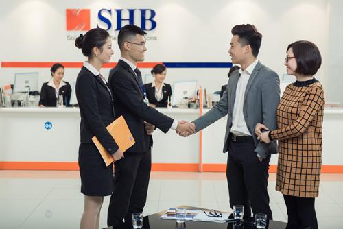 SHB mở rộng mạng lưới trong và ngoài nước