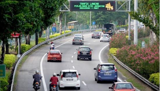 ASEAN cần thêm nhiều vốn đầu tư vào cơ sở hạ tầng. Ảnh: Một con đường ở Indonesia