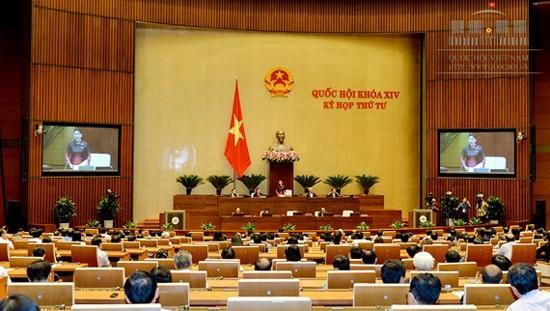 Quốc hội quyết định nhiều vấn đề quan trọng trước khi bế mạc