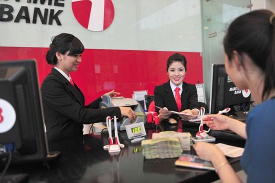 Maritime Bank lợi nhuận quý I tăng hơn 9 lần cùng kỳ 2017