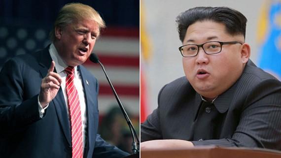 Tổng thống Trump có thể gặp lãnh đạo Triều Tiên