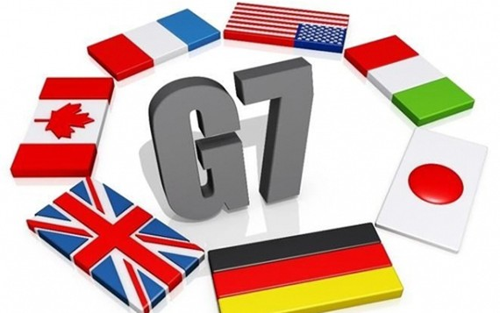 G-7 chuẩn bị họp lần đầu từ khi Trump nhậm chức, ông Macro đắc cử