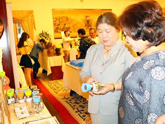 Doanh nghiệp giới thiệu sản phẩm mới ra thị trường TPHCM