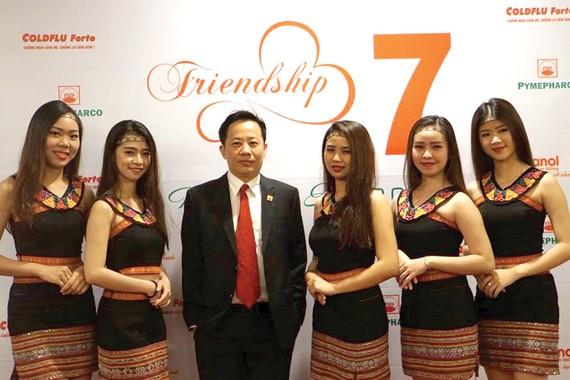 """Hội nghị khách hàng """"Tình thân hữu - Friendship 7"""" cùng Pymepharco khám phá Tây Nguyên"""