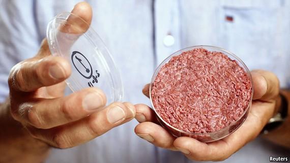 Công nghiệp sản xuất thịt giả