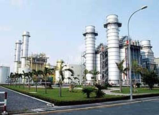 Trung tâm Điện lực Phú Mỹ (Bà Rịa - Vũng Tàu) với tổng công suất 3.800MW sử dụng nguồn khí Nam Côn Sơn