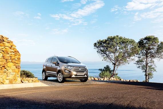 Công bố giá bán chính thức của  Ford EcoSport mới từ 545 triệu đồng
