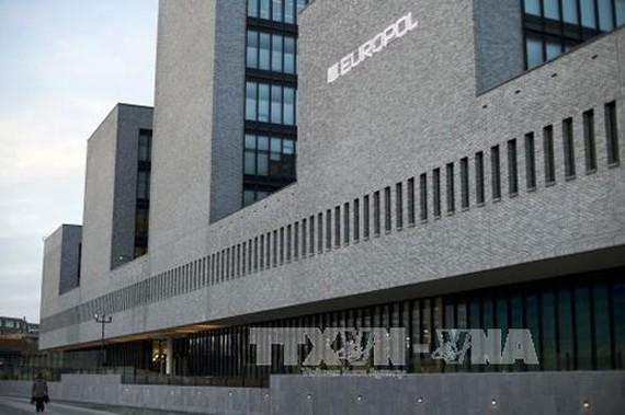 Trụ sở Europol ở Hague, Hà Lan. Ảnh: AP/TTXVN