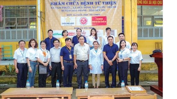 Chương trình Saigontourist vì cộng đồng