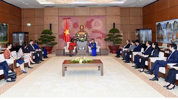 Đề nghị Ngân hàng Thế giới tiếp tục hỗ trợ Việt Nam