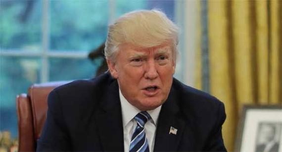 Tổng thống Mỹ Donald Trump. Ảnh: Ảnh: Reuters