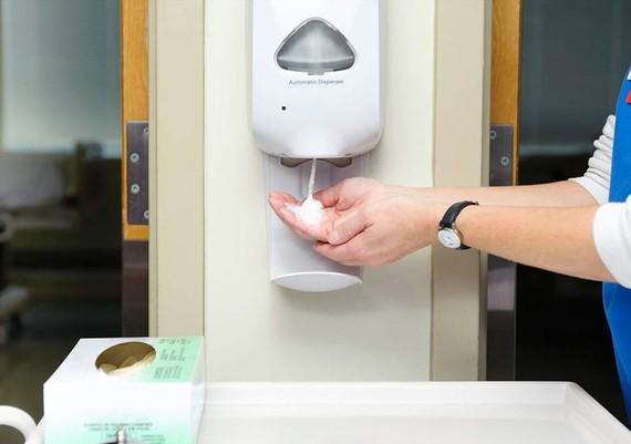 Chất khử trùng chứa cồn không còn tác dụng với một số loại vi khuẩn