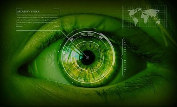 Singapore thử nghiệm kiểm tra an ninh bằng quét mống mắt