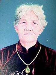 Bà mẹ Việt Nam anh hùng NGUYỄN THỊ HY từ trần