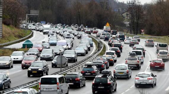 Tai nạn giao thông ở Pháp giảm