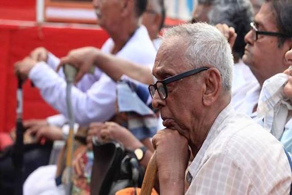 Năm 2050, Ấn Độ có hơn 340 triệu người cao tuổi