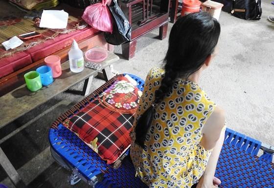 Một người dân ở xã Kim Thượng bị nhiễm HIV