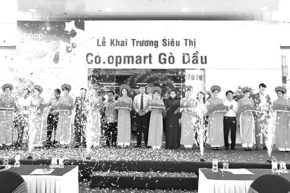 Saigon Co.op đưa siêu thị Gò Dầu vào hoạt động