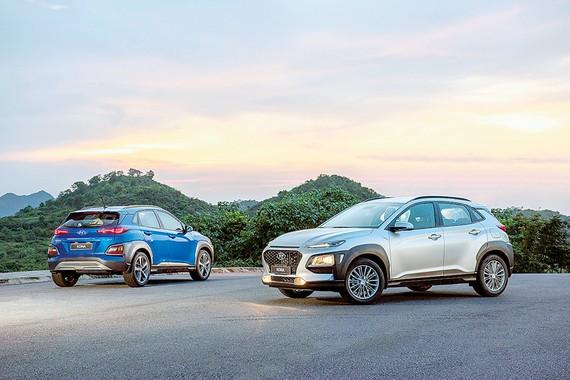 Hyundai Kona vừa ra mắt, đã được  người tiêu dùng nhiệt tình đón nhận