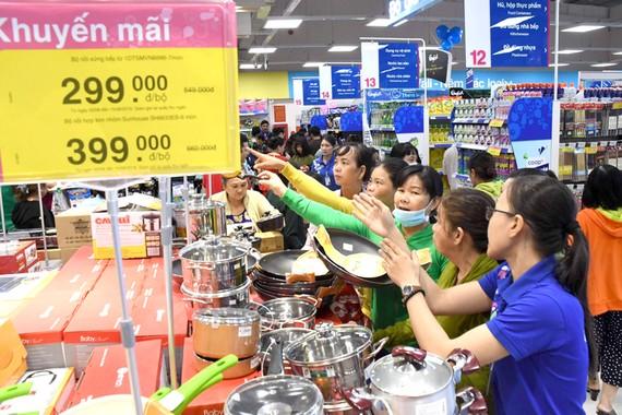 Nhiều sản phẩm Việt giảm giá trong dịp lễ 2-9