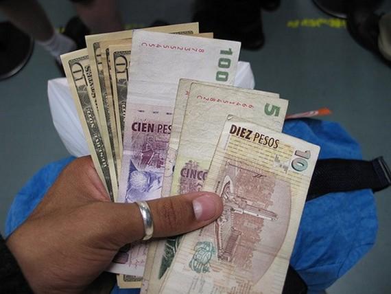 Đồng peso Argentina. (Nguồn: buenostours.com)