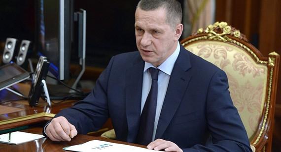 Phó Thủ tướng kiêm đại diện toàn quyền Tổng thống Nga tại Khu vực liên bang Viễn Đông Yuri Trutnev. Ảnh: sputniknews.com