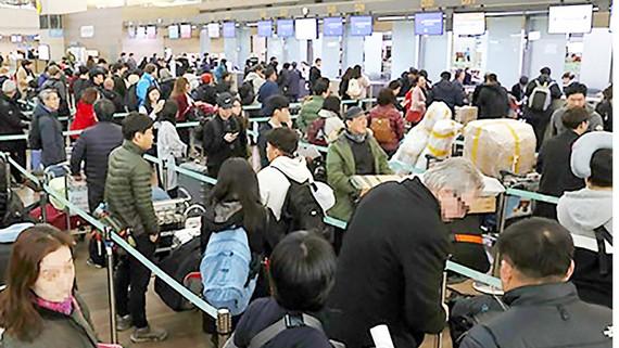 Hơn 36 triệu người Hàn Quốc về quê ăn Tết Trung thu