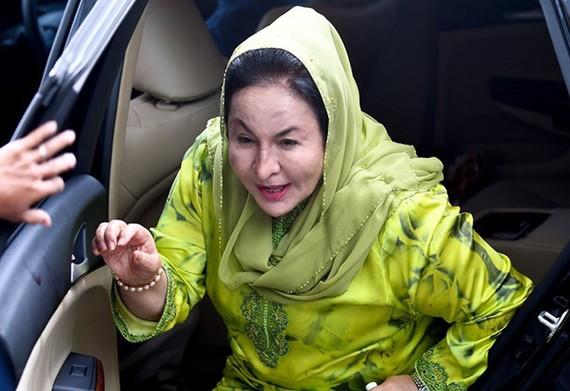Bà Rosmah Mansor . Ảnh: Malaysian Insight.