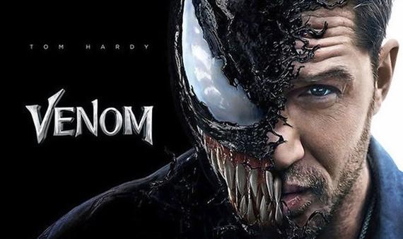 Phản anh hùng Venom lập kỷ lục phòng vé